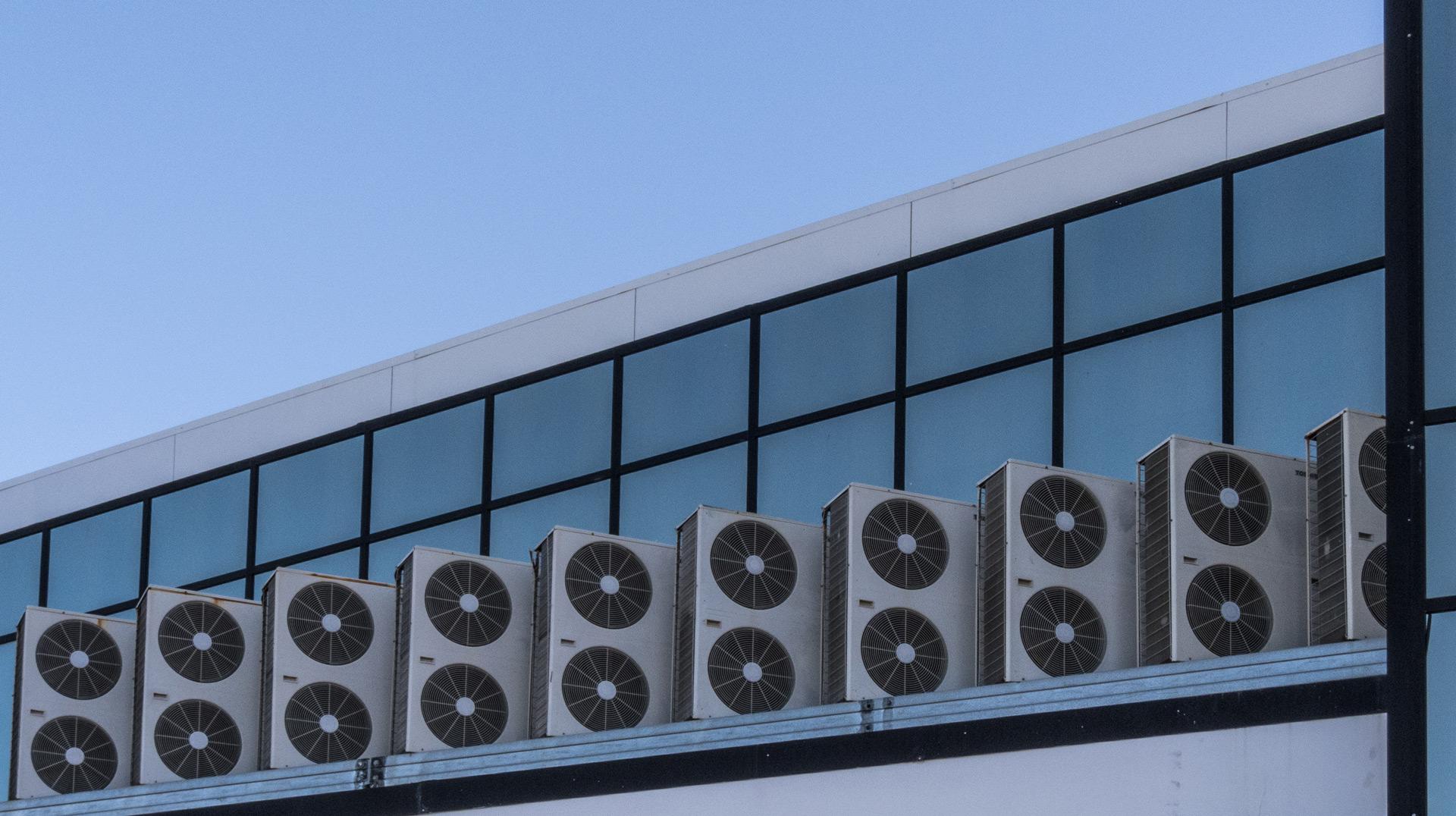 przegląd i serwis klimatyzacji